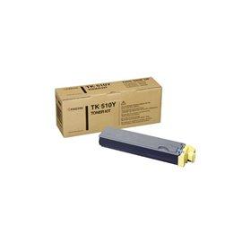 Originale Kyocera-Mita 1T02F3AEU0 Toner TK-510Y giallo