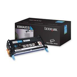 Originale Lexmark X560A2CG Toner ciano