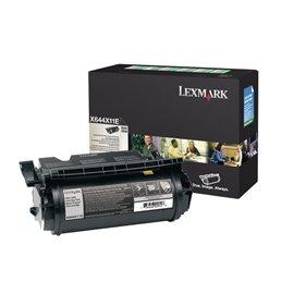 Originale Lexmark X644X11E Toner altissima resa return program nero