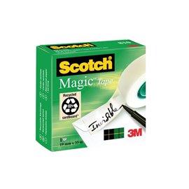 Nastro adesivo Scotch® Magic™ 810 - 19 mm x 33 m - 810-1933