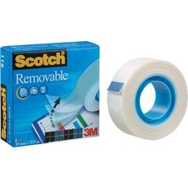 Nastro adesivo Scotch® Magic™ 811 - 19 mm x 33 m - 811-1933