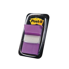 Post-it® Index 680 - porpora - 680-8