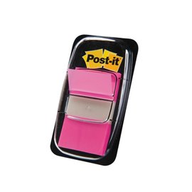 Post-it® Index 680 - rosa vivace - 680-21