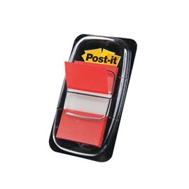 Post-it® Index 680 - rosso - 680-1
