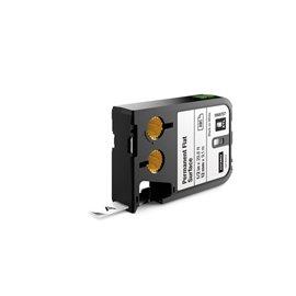 Etichette permanenti XTL 12 mm N/B Dymo - 1868737