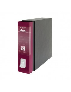 Registratori Dox 2 - 8 cm - bordeaux - D26205