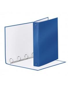 Raccoglitori Meeting Esselte - blu metallizzato - 395792960