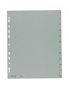 Divisori numerici Separex in polipropilene Elba - 12 tasti numerici - 400006686