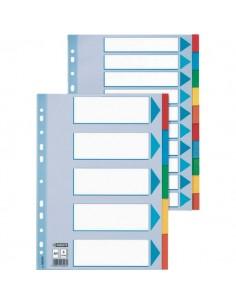 Rubriche numeriche in PPL Esselte - 6 tasti - 100104