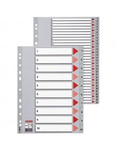 Rubriche numeriche in PPL Esselte - 10 tasti - 100105