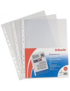 Buste a foratura universale Copy Safe Esselte - Office 22x30 cm - liscia lucida - 395097000 (conf.50)