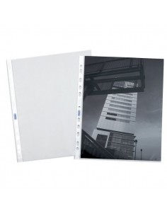 Buste a Foratura Universale Lisce Favorit - Superior (Elevato Spessore) - 42x30 cm - 400053791 (Conf.10)