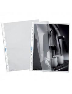 Buste A Foratura Universale Lisce Favorit - Superior (Elevato Spessore) - 35x50 cm - 400053759 (Conf.10)