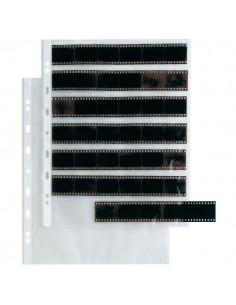 Buste Porta Negativi Sei Rota - 7 Spazi (22x4 cm) - 662531 (Conf.10)