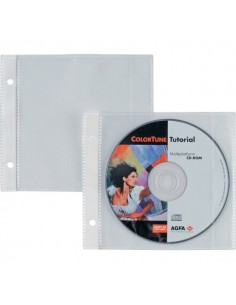 Buste porta CD/DVD per album porta Cd/Dvd Disco 25 Sei Rota - 662507 (conf.25)
