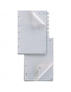Ricambi Telex Sei Rota - ricambi rubriche - 15x21 cm - 533000 (conf.15)