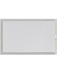 Portaetichette adesive IesTI Sei Rota - Con etichette - 2,4x6,3 cm - 321111 (conf.10)