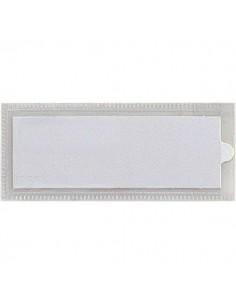 Portaetichette adesive IesTI Sei Rota - Con etichette - 6,5x14 cm - 321114 (conf.10)