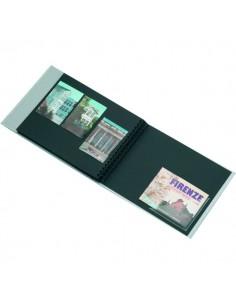 Tasca adesiva angolare Durable - f.to 7,5 cm - 8281-19 (conf.100)