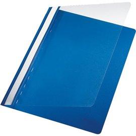 Cartelline ad aghi Pergamy - A4 - blu scuro - 901649 (conf.5)