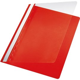 Cartelline ad aghi Pergamy - A4 - rosso - 901647 (conf.5)