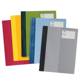 Cartelline ad aghi Project File Durable - A4 - grigio - 2745-10