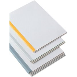 Dorsini rilegafogli Dorsei Sei Rota - Dorso 3 mm - bianco - 61000301 (conf.20)