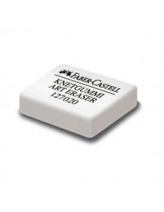 Gomma pane bianca Faber Castell - 127154