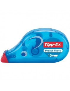 Correttore Tipp-Ex Pocket Mouse Bic - 4,2 mm - 10 M - 8207892