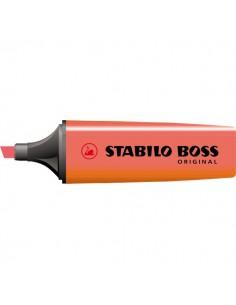 Scatola cartone evidenziatori BOSS® ORIGINAL - rosso - 2-5 mm - 70/40 (conf.10)
