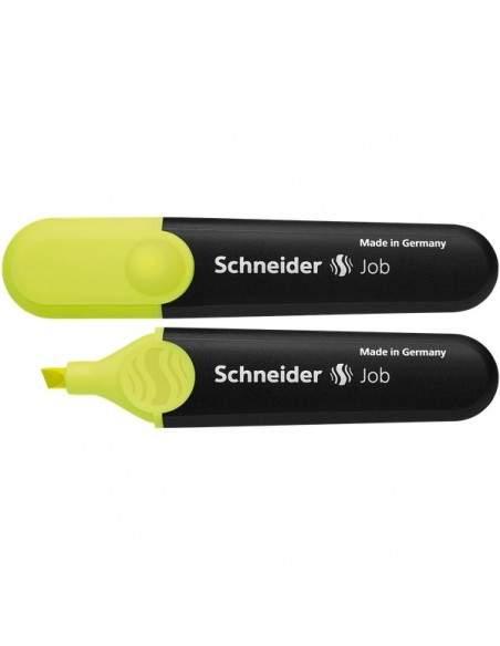 Evidenziatori Job Schneider - giallo - P001505 (conf.10)