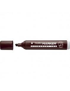 Marcatore Tratto Marker - a scalpello - marrone - 1- 5 mm - 840106 (conf.12)