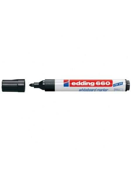 Marcatore per lavagna 660 Edding - nero - e-660 001