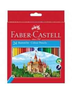 Matite colorate Faber Castell - 111226 (conf.24)