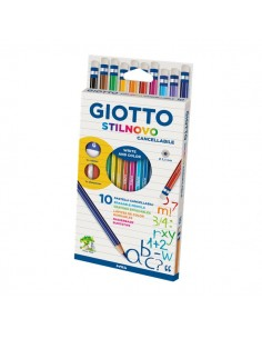 Giotto Stilnovo cancellabile - assortiti - 256800 (conf.10)