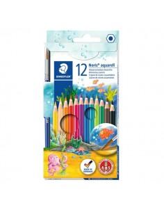 Matite colorate acquerellabili Noris® colors Staedtler - 144 10NC12 (conf.12)