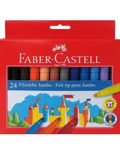 Pennarelli CASTELLO Faber Castell - 1,3 mm - 3+ - 554324 (conf.24)