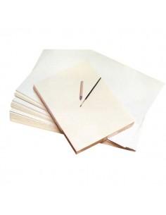 Cartoncino bianco didattico CWR - 50x70 cm -superficie liscia - 06292 (conf.10)