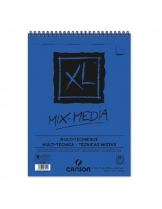 Album Mix Media carta grana media Canson - A4 - C200807215