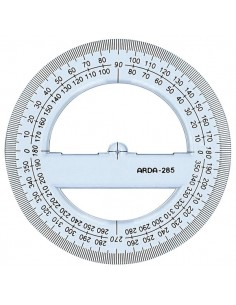 Linea Uni Arda - Goniometro 360° - 360° 12 cm - 285SS