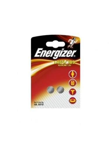 Pile Energizer Specialistiche - Alcaline -189/LR54- 1,5 V - 639320 (conf.2)