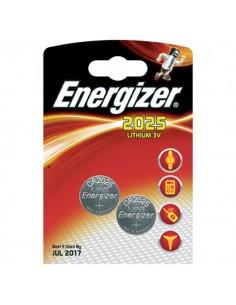Pile Energizer Specialistiche - Litio - CR2025 - 3 V - E301021500/E301021501 (conf.2)