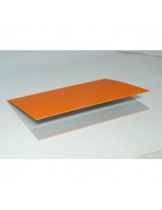 Sottomano doppio Neon Orna - 49x34,5 cm - arancione - 0107NEO5300
