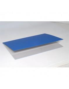 Sottomano doppio Neon Orna - 49x34,5 cm - blu - 0107NEO4000