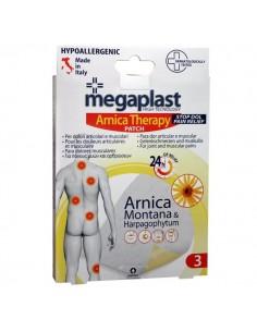 Cerotto per dolori articolari e muscolari Arnica Megaplast PVS - MEG003 (conf.3)
