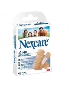 Cerotti Nexcare - Universale - 40 cerotti - assortito - 7172 (conf.40)