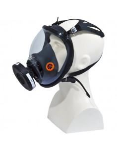 Maschera respiratoria pieno-facciale M9300 Delta Plus - M9300NO