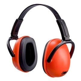 Cuffia dielettrica con imbottitura 1436 3M - arancio - 70026