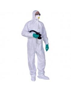 Tuta di protezione chimica DT115 Delta Plus - M - DT115TM