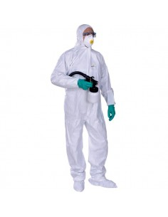Tuta di protezione chimica DT115 Delta Plus - XL - DT115XG